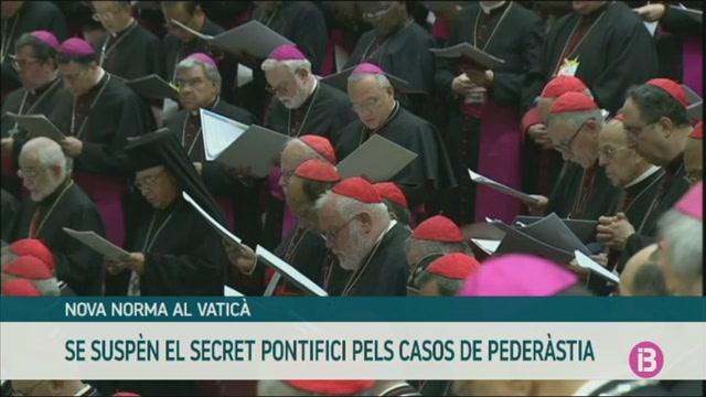El+papa+Francesc+elimina+el+secret+pontifici+en+els+casos+d%27abusos+a+menors