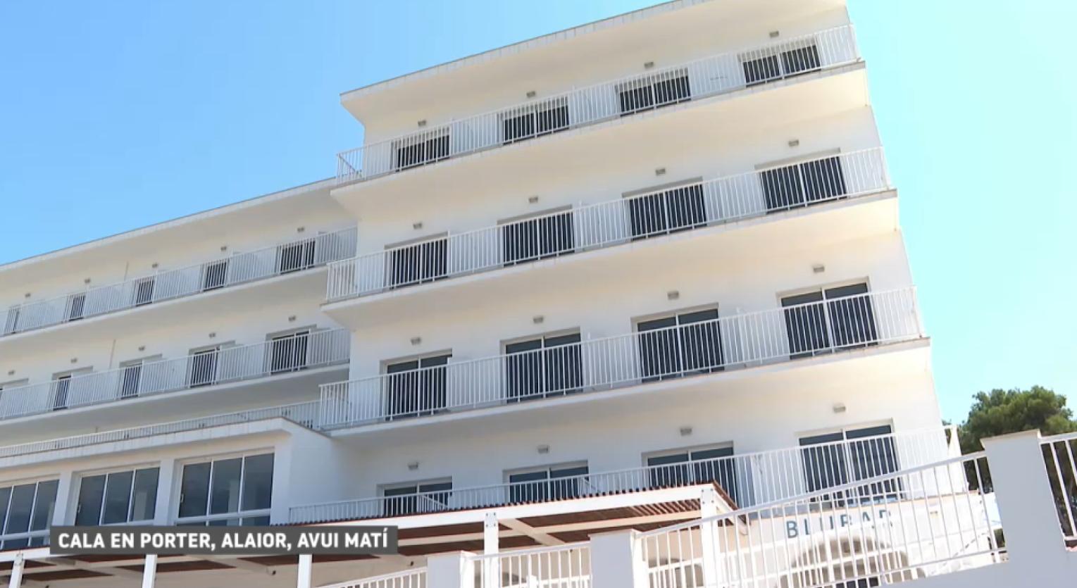 Menorca+estrenar%C3%A0+aquest+diumenge+un+segon+hotel+Covid