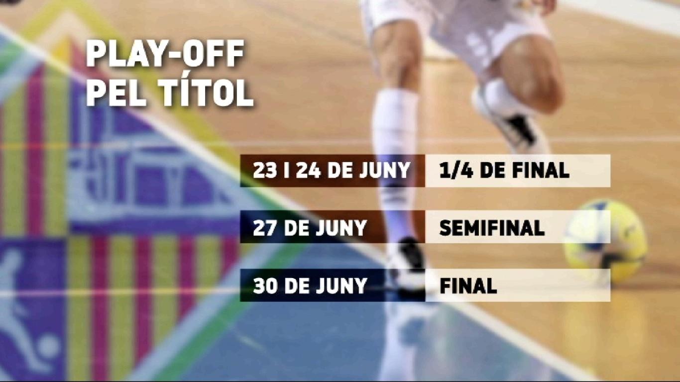 El+Palma+Futsal+disputar%C3%A0+el+playoff+pel+t%C3%ADtol+a+partir+del+23+de+juny