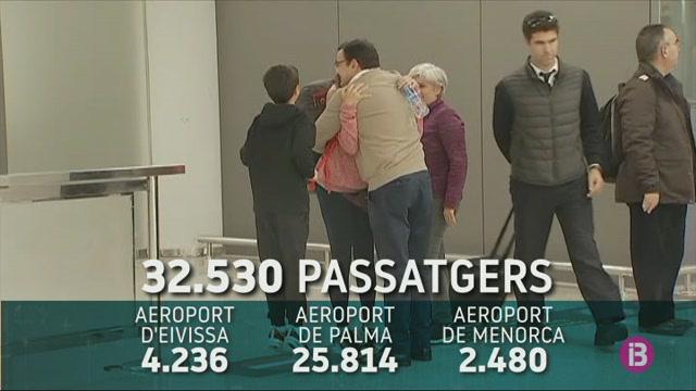 M%C3%A9s+de+32.000+passatgers+passen+pels+aeroports+de+les+Illes+el+dia+de+Nadal
