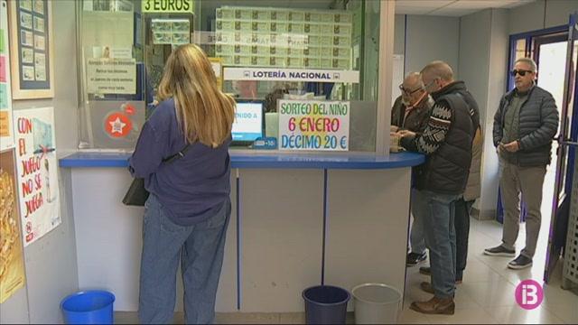 Les+vendes+de+loteria+per+al+Sorteig+de+Reis+creixen+un+1%2C9%25+a+les+Balears