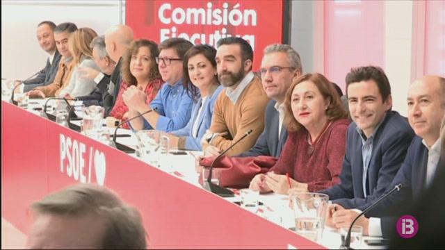 L%27executiva+federal+del+PSOE+ratifica+el+seu+acord+amb+ERC+per+a+la+investidura+de+Pedro+S%C3%A1nchez