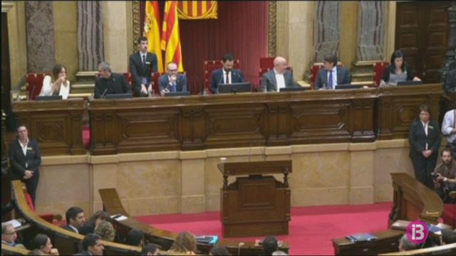 Convocat+el+Ple+del+Parlament+de+Catalunya+per+decidir+si+continua+donant+suport+a+Quim+Torra