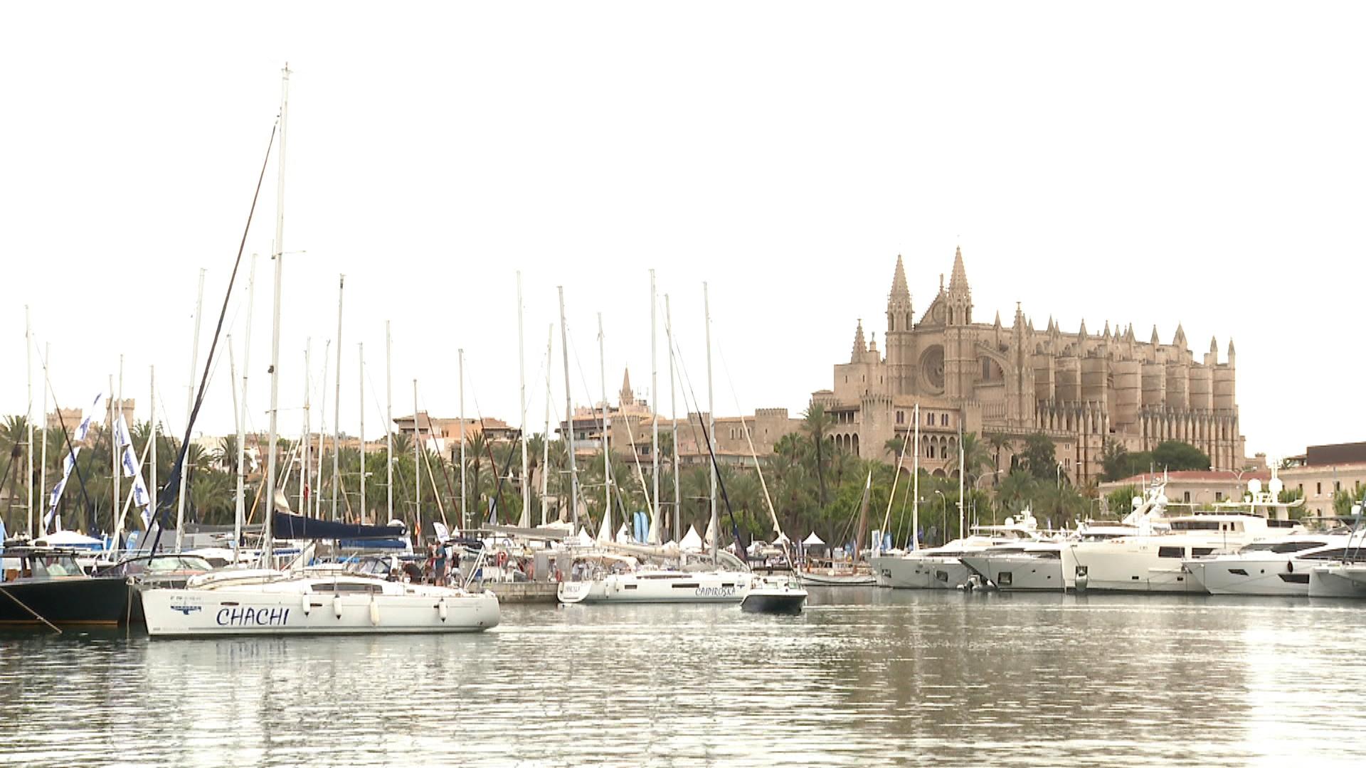 Primer+balan%C3%A7+positiu+de+la+Palma+International+Boat+Show