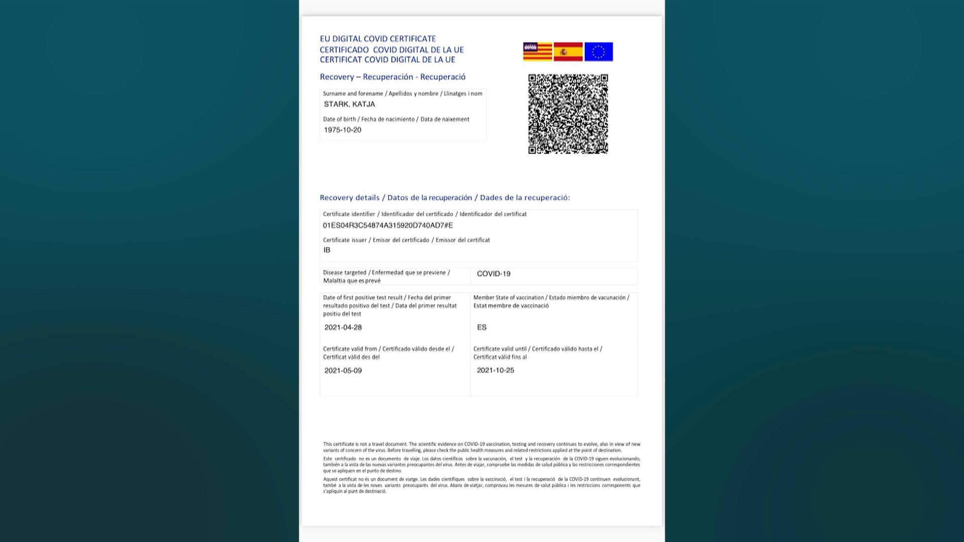 Ja+es+pot+descarregar+el+certificat+covid+per+viatjar+a+Europa