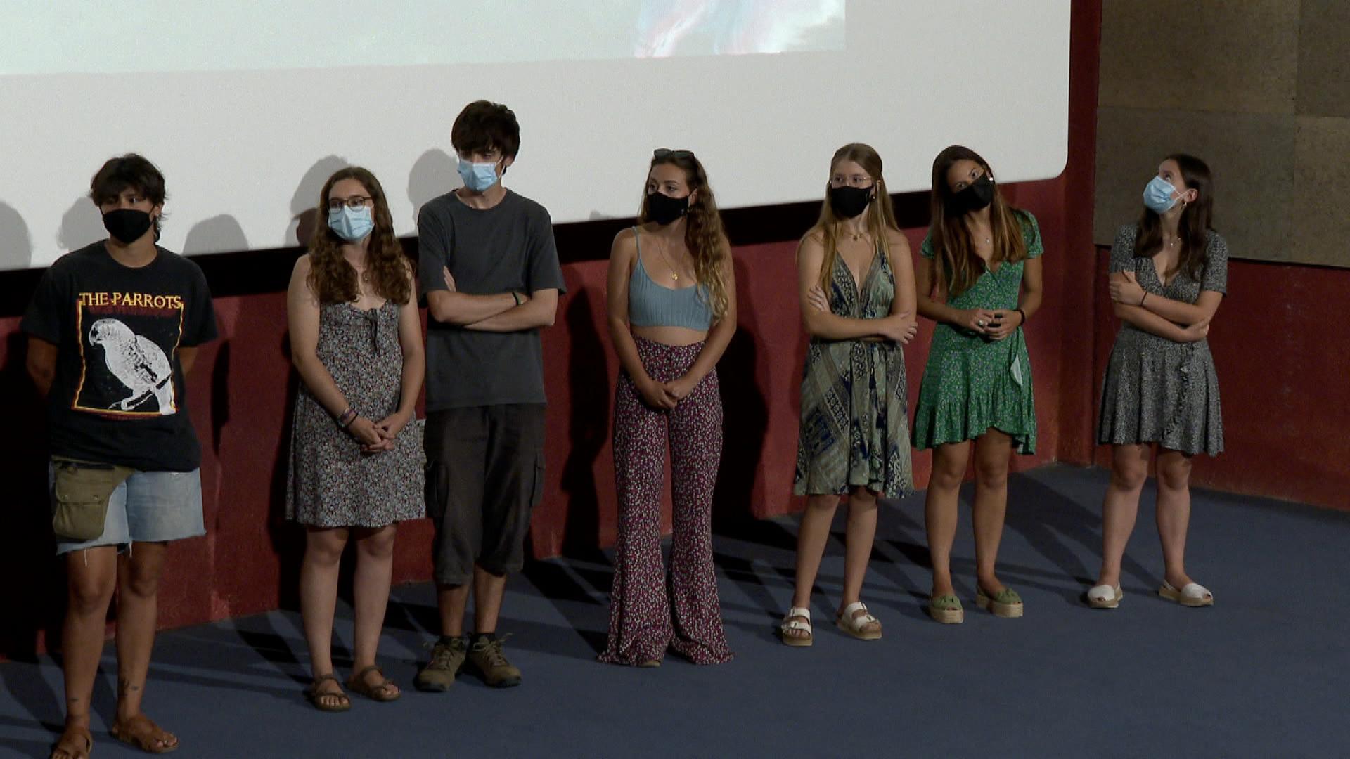 Sala+plena+en+la+primera+jornada+del+Festival+de+Cinema+de+Menorca+en+les+seccions+Talent+Jove+i+Bo%C3%ADnder