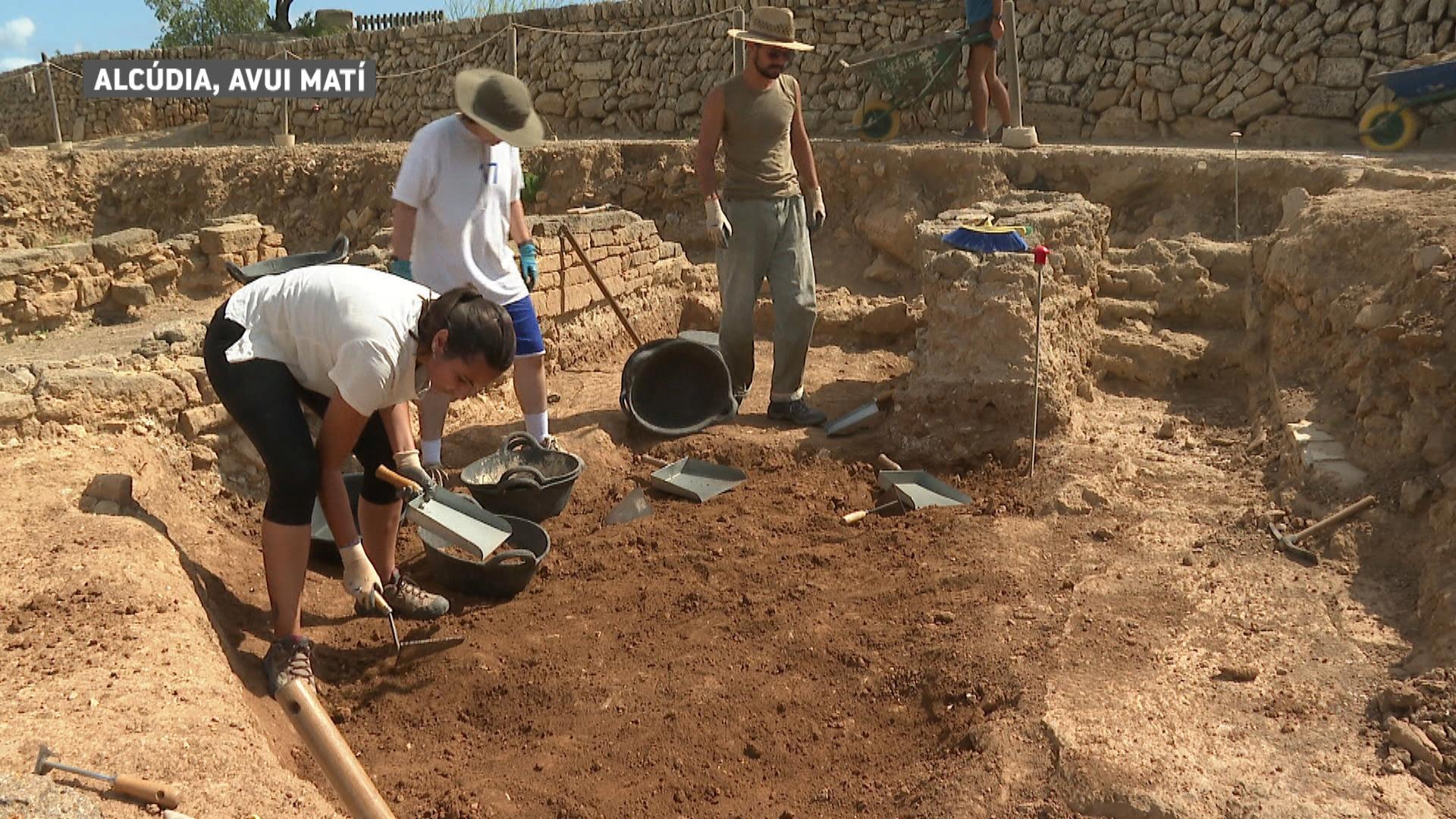 Retornen+les+excavacions+a+Pol%C2%B7l%C3%A8ntia+a+les+portes+del+centenari+del+seu+inici+l%27any+1923