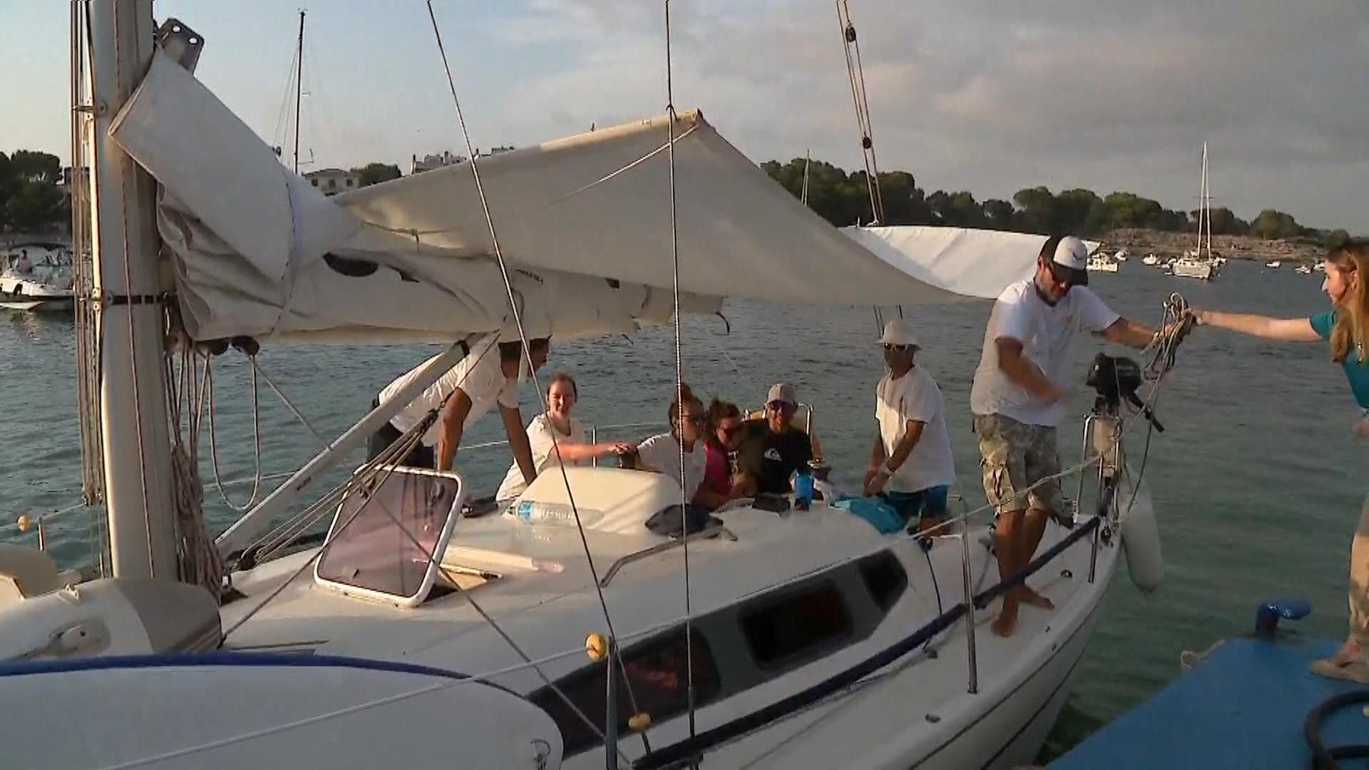 9+nedadors+fan+la+volta+a+Cabrera+per+aconseguir+fons+per+a+la+reserva+marina