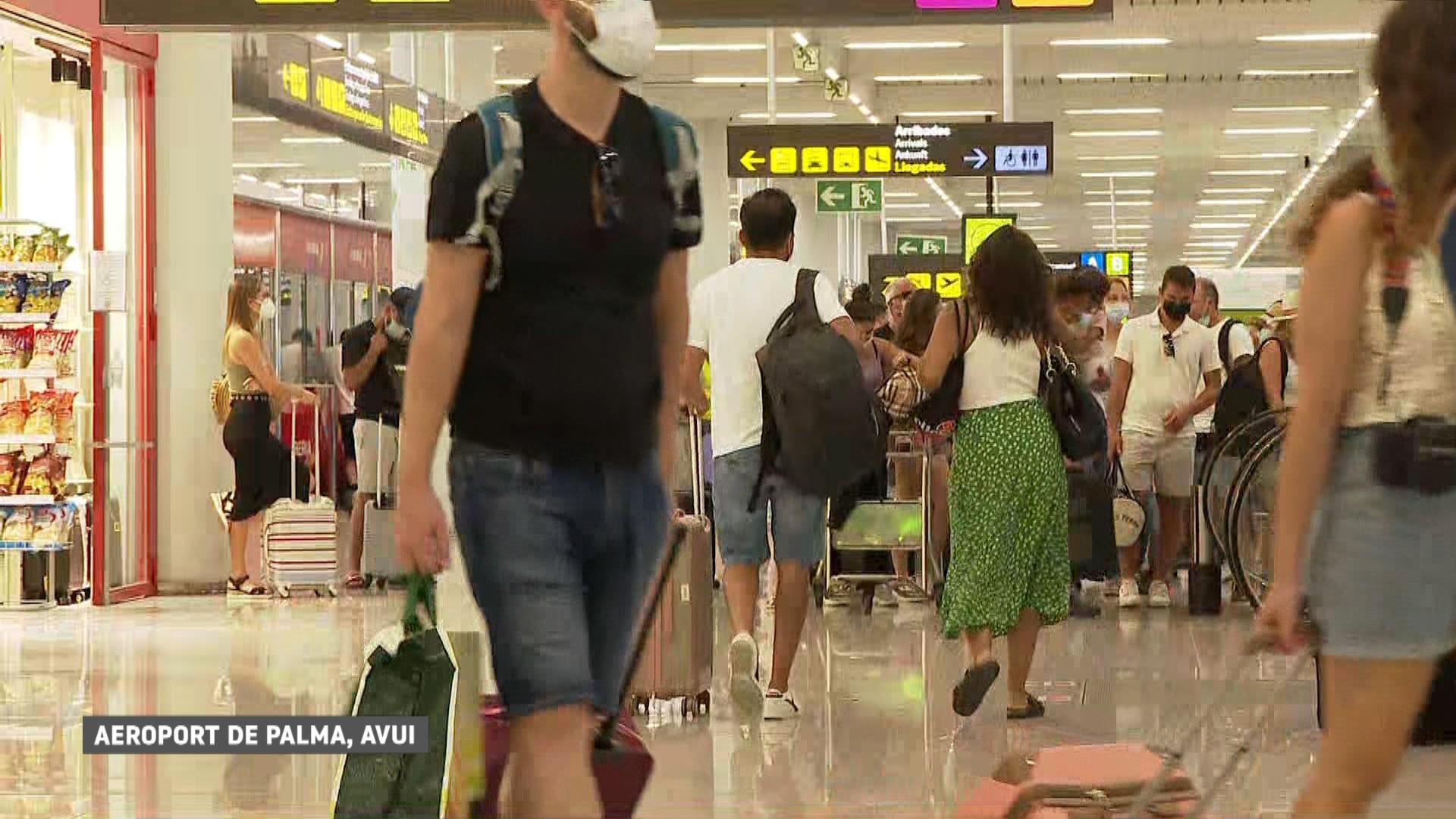 Els+aeroports+de+les+Illes+operaran+4.000+vols+aquest+cap+de+setmana