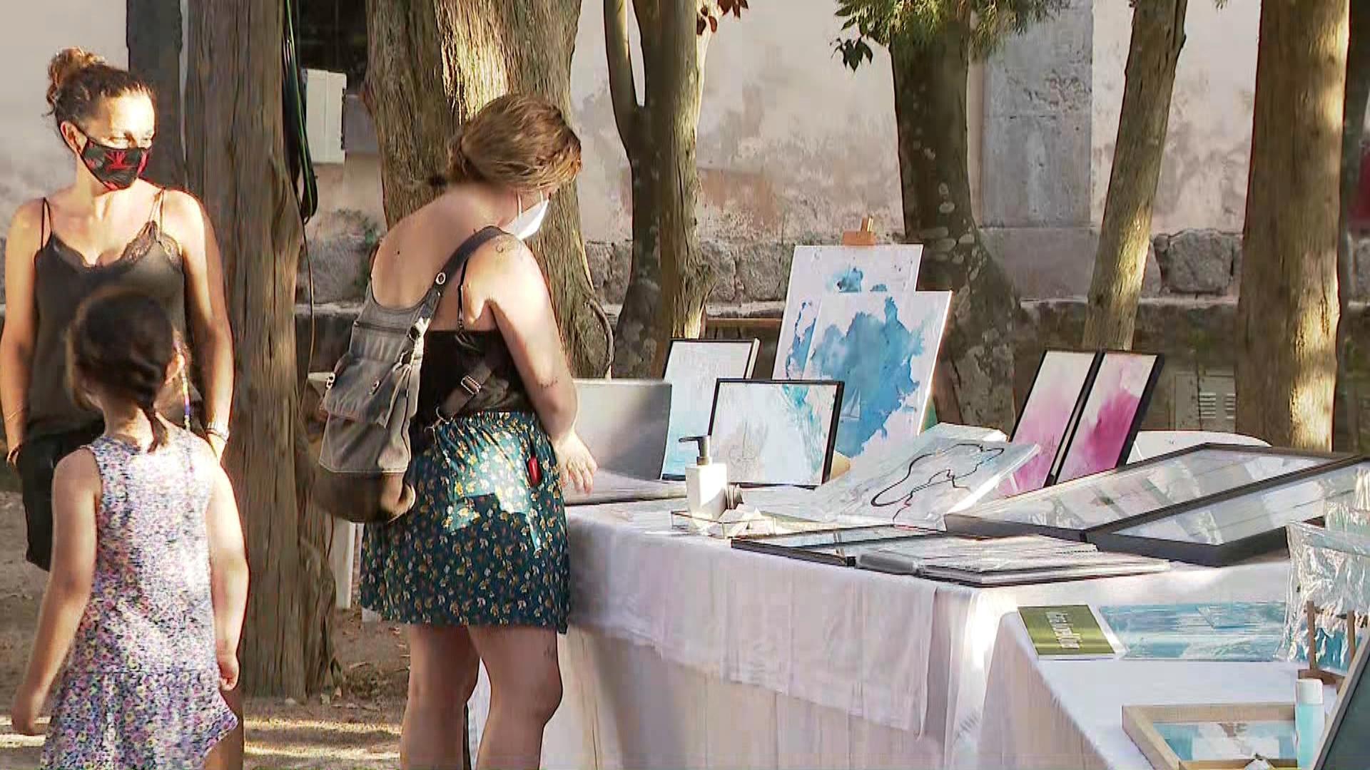 18+artistes+locals+i+internacionals+participen+al+Mercat+d%26apos%3BArt+de+Valldemossa