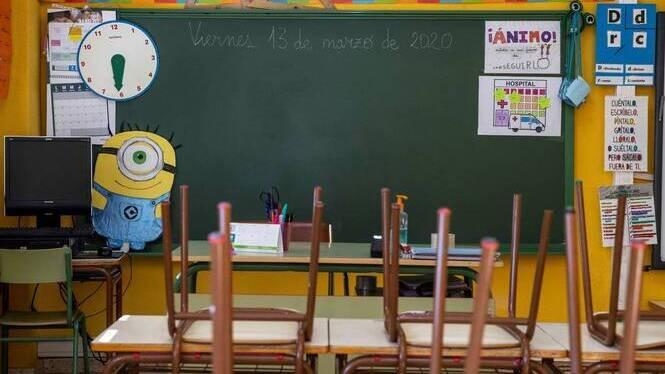 Les+claus+del+tercer+curs+escolar+en+pand%C3%A8mia