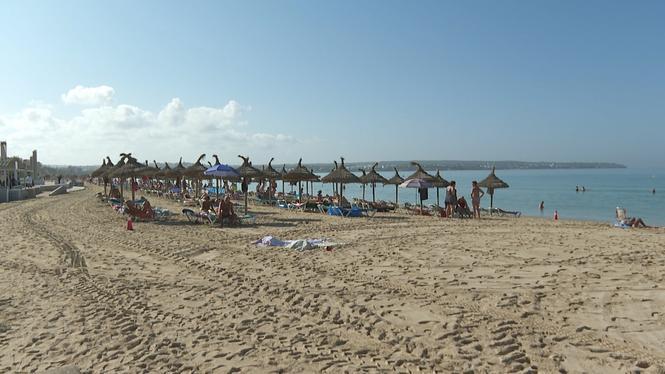 Es+recupera+el+turisme+alemany+a+la+Platja+de+Palma