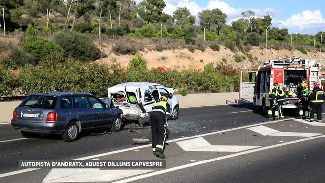 Dos+accidents+de+tr%C3%A0nsit+a+l%26apos%3BAutopista+d%26apos%3BAndratx+provoca+retencions