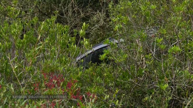 Accidents+i+retencions+a+les+carreteres+de+Menorca+a+causa+de+la+Dana