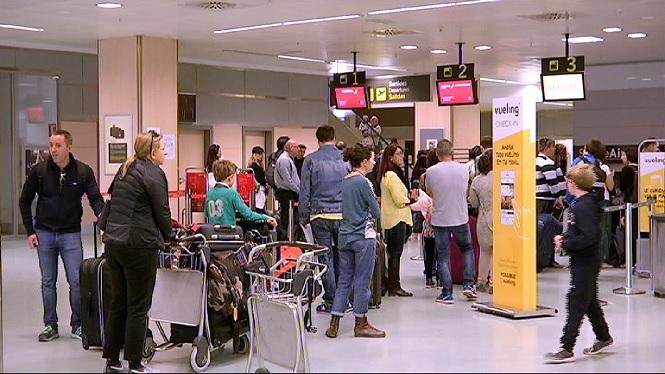 Fins+dilluns+passaran+pels+aeroports+de+les+Illes+630+mil+passatgers