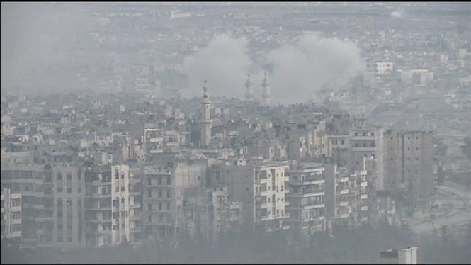 El+r%C3%A8gim+siri%C3%A0+continua+bombardejant+els+barris+rebels+d%27Alep