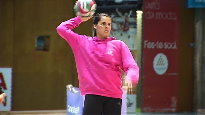 Alicia+Ostrander+ja+entrena+amb+l%27Avarca