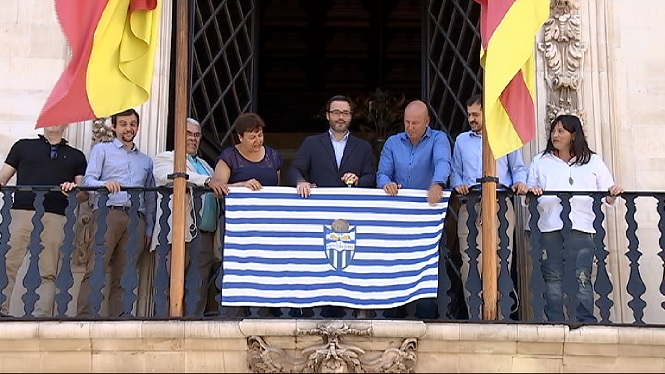 El+Balears+celebra+75+anys+pensant+en+l%27ascens