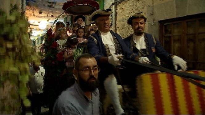 Valldemossa+celebra+l%27acte+central+de+les+festes+de+la+Beata