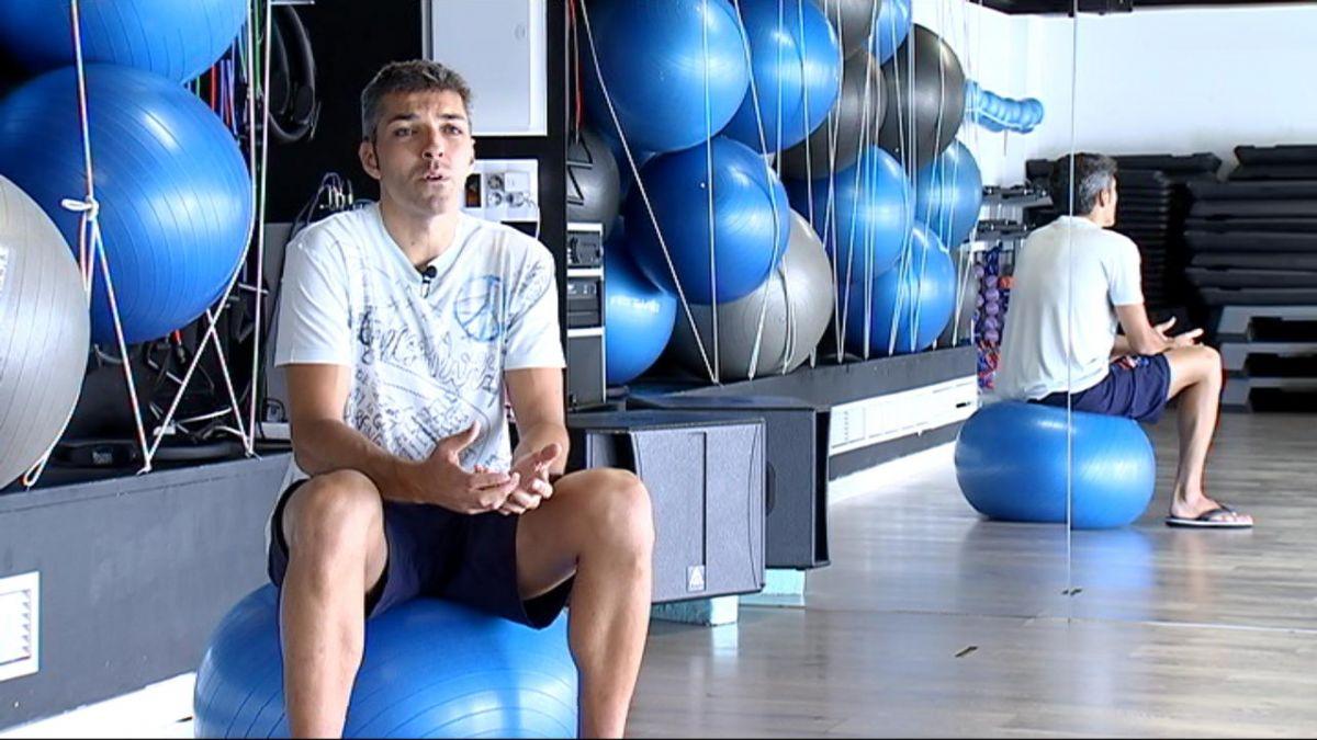 Carles+Bivi%C3%A0+ja+es+prepara+per+a+una+nova+temporada+amb+l%27Iberostar+Palma