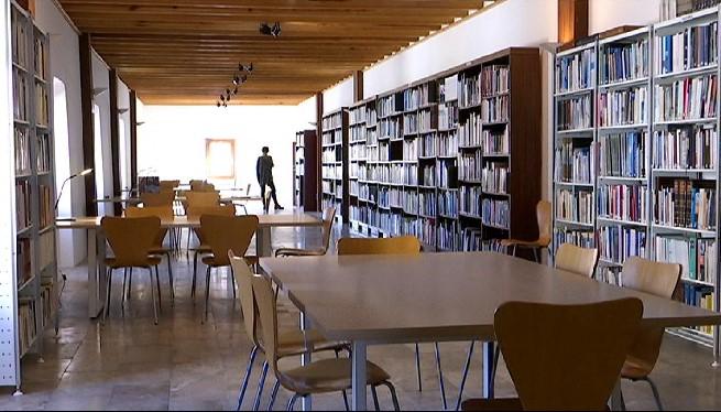 El+convent+de+Son+Bonaventura+acull+la+nova+biblioteca+de+Llucmajor