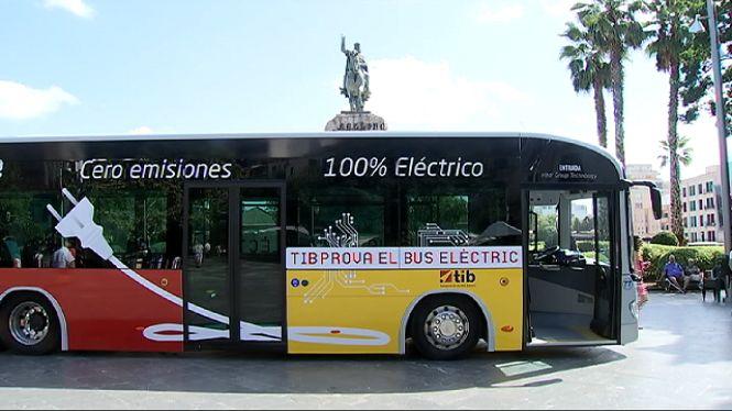 Primer+autob%C3%BAs+el%C3%A8ctric+en+proves+a+Mallorca