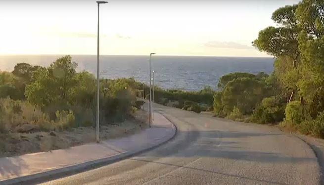 El+carril+bici+a+Cala+Vedella+estar%C3%A0+enllestit+abans+de+la+temporada+tur%C3%ADstica