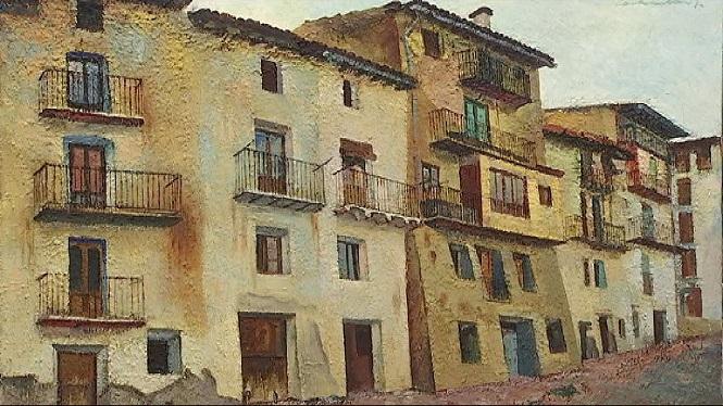 Les+pintures+de+Carlosandr%C3%A9s+arriben+a+la+Fundaci%C3%B3+Coll+Bardolet+de+Valldemossa