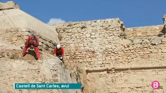Part+dels+doblers+del+iot+%27Fortuna%27%2C+a+restaurar+el+castell+de+Sant+Carles%E2%80%8B