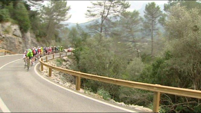 La+Challenge+ciclista+recorr+la+serra+de+Tramuntana