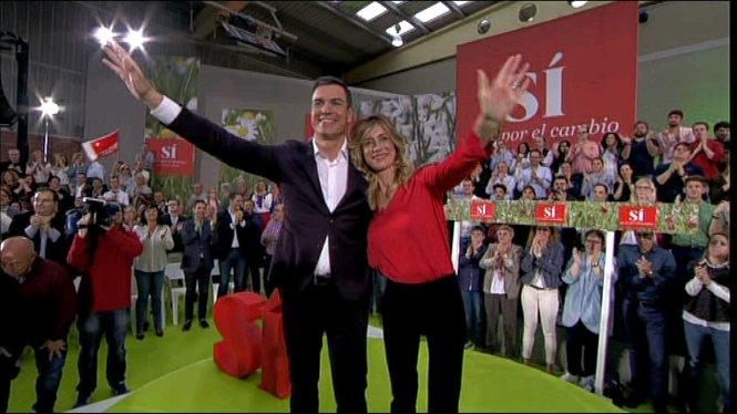 Reuni%C3%B3+del+Comit%C3%A8+Federal+del+PSOE+per+ratificar+la+candidatura+de+Pedro+S%C3%A1nchez