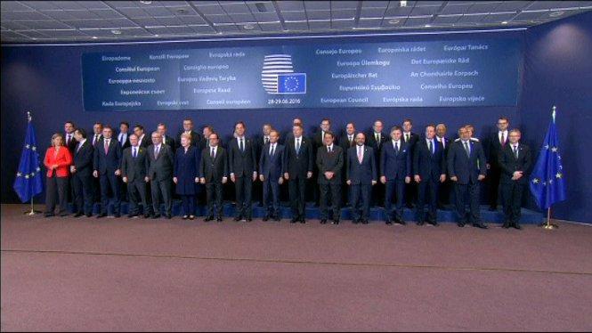 Reuni%C3%B3+a+Brussel%E2%80%A2les+per+abordar+la+sortida+del+Regne+Unit+de+la+Uni%C3%B3+Europea