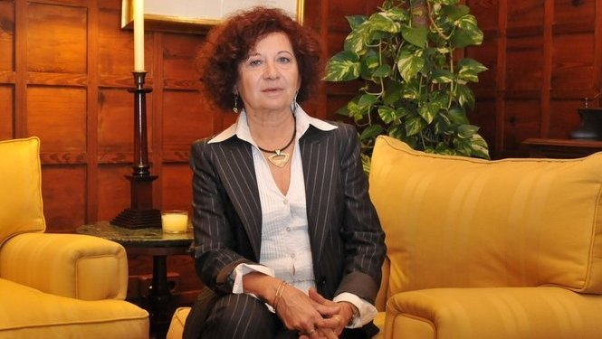 Mor+Aina+Rado%2C+expresidenta+del+Parlament