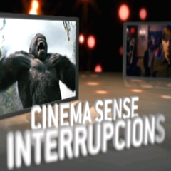 CINEMA SENSE INTERRUPCIONS