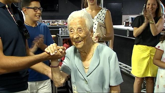 Francisca+Ginard+Peric%C3%A0s+celebra+els+seus+100+anys+de+vida