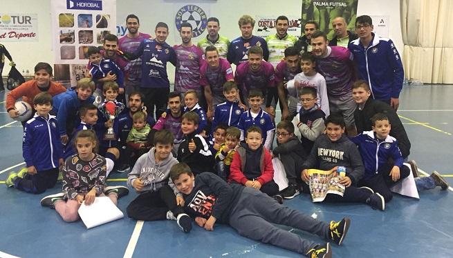 El+Palma+Futsal+agafa+forces+amb+el+seu+torneig+de+Nadal