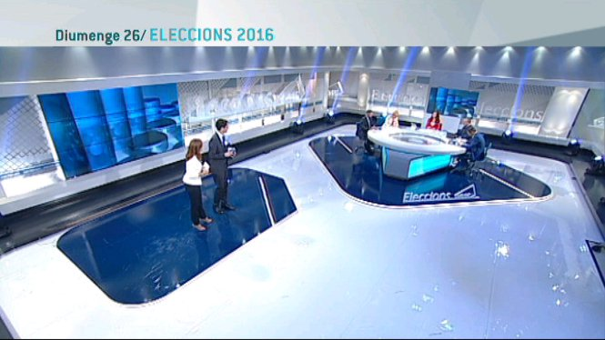 IB3+Televisi%C3%B3+prepara+un+programa+especial+per+seguir+la+nit+electoral