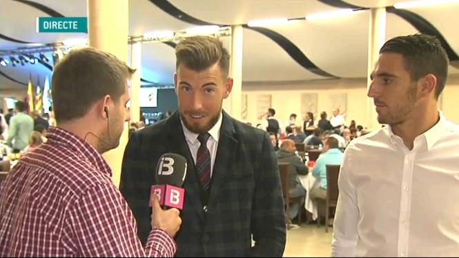 Pedro+Bigas+i+Sergi+Enrich%2C+botes+d%27or+del+futbol+balear