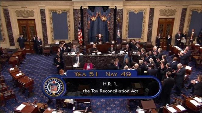 El+Senat+dels+Estats+Units+aprova+la+baixada+d%27impostos+m%C3%A9s+gran+des+dels+anys+vuitanta