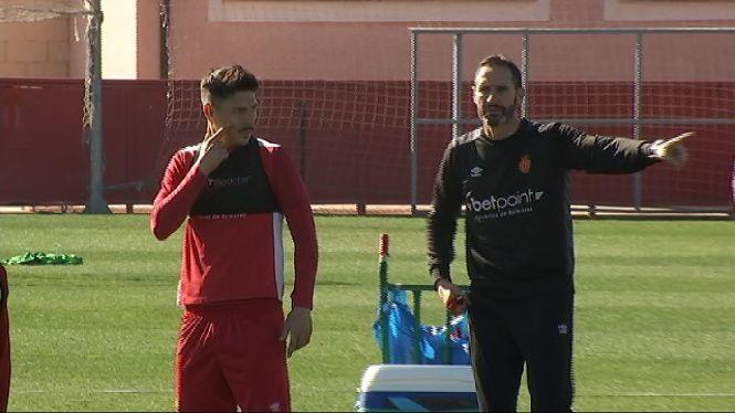 Alejandro+Faurl%C3%ADn+ja+entrena+a+les+ordres+de+Vicente+Moreno