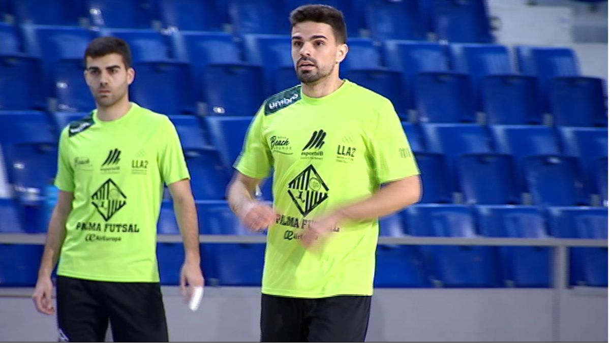 El+Palma+Futsal+recupera+efectius