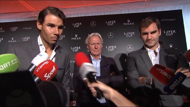 Rafel+Nadal+i+Roger+Federer+jugaran+plegats