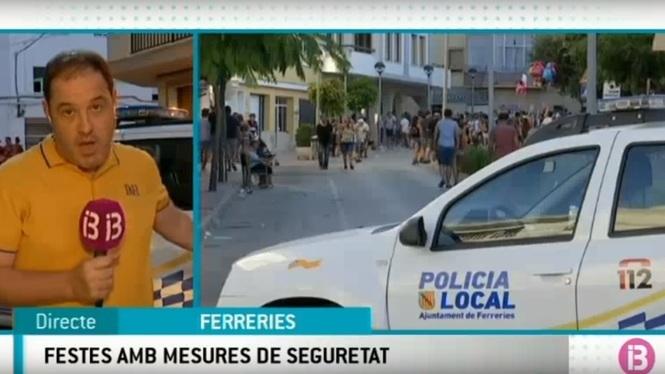 Ferreries+augmenta+les+mesures+de+seguretat+per+prevenir+possibles+atemptats