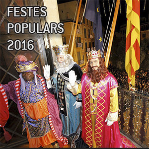 FESTES POPULARS 2016
