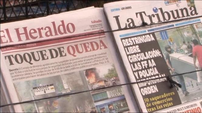A+Hondures%2C+una+setmana+despr%C3%A9s+de+celebrar-s%27hi+les+eleccions+presidencials%2C+continuen+sense+saber+qui+ha+estat+el+guanyador