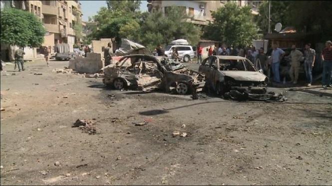 Almenys+12+morts+i+15+ferits+per+l%27explosi%C3%B3+d%27un+cotxe+bomba+a+Damasc