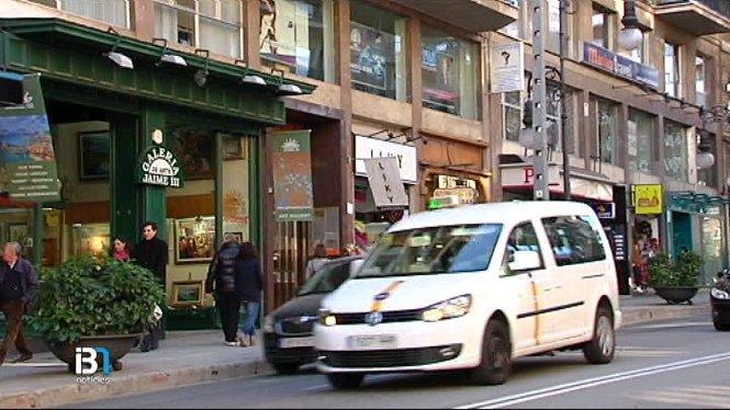 Una+baralla+al+carrer+Jaume+III+de+Palma+acaba+amb+un+ferit+cr%C3%ADtic+i+una+persona+detenguda