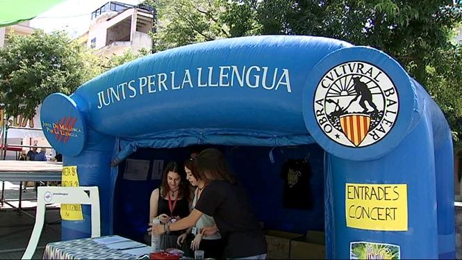 Els+Joves+de+Mallorca+per+la+Llengua+celebren+amb+%C3%A8xit+la+seva+diada+a+Sant+Jordi