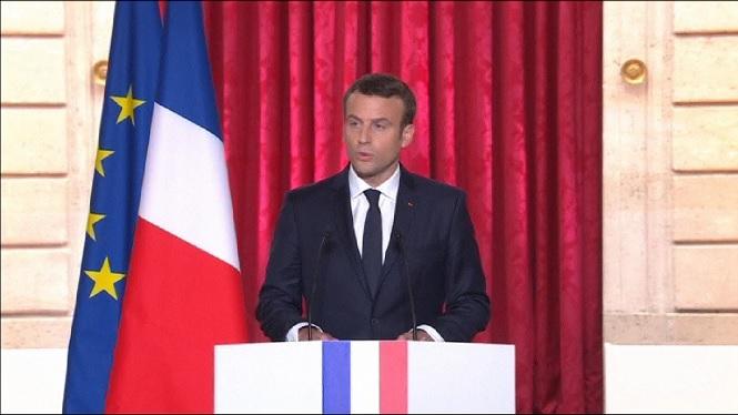 Macron+afronta+nous+reptes+com+a+president+de+Fran%C3%A7a
