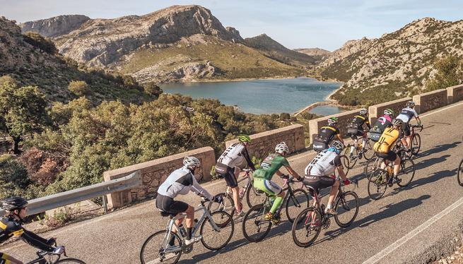 Normalitat+a+les+carreteres+a+la+Mallorca+312+de+ciclisme